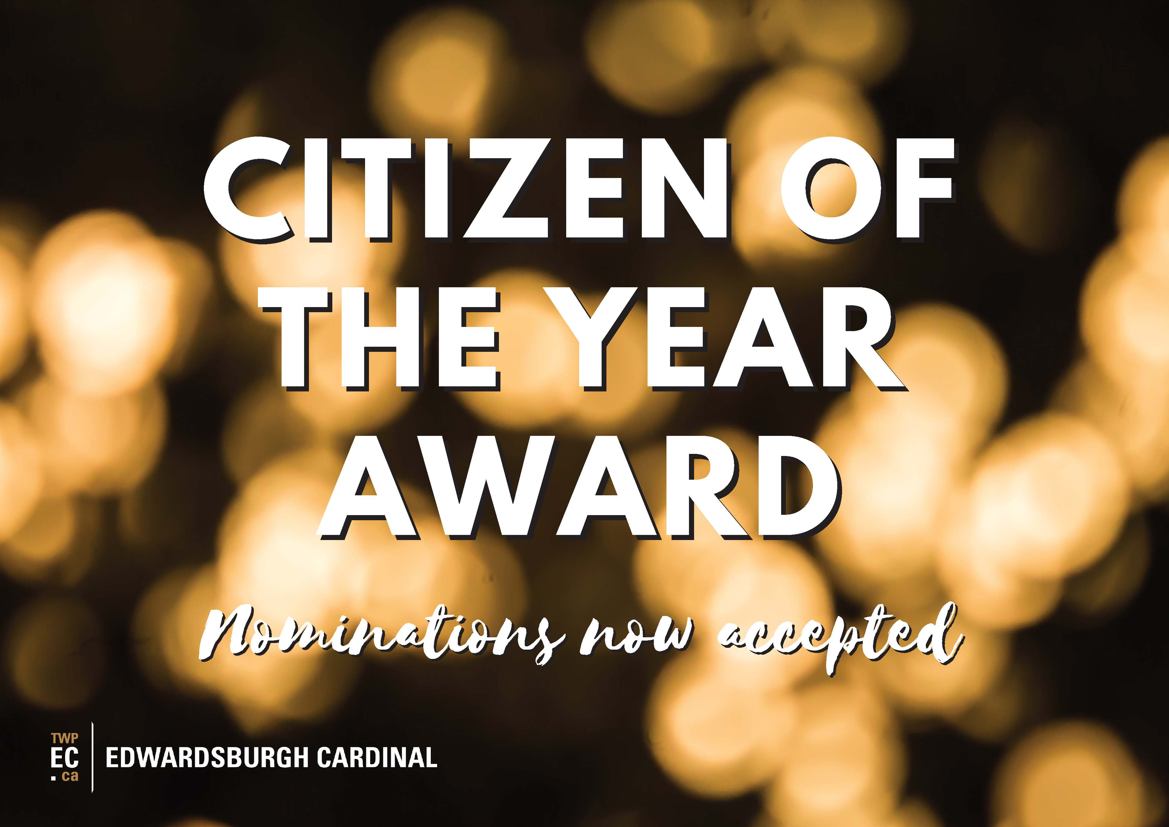 Citizen of the Year Award